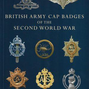 British Army Cap Badges WWII