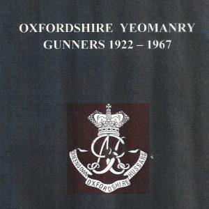 Oxfordshire Yeomanry Gunners 1922-1967