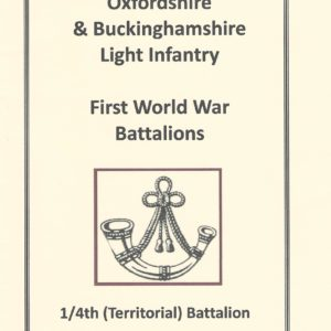 WWI 1 4th Battalion
