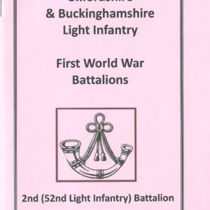 WWI 2nd(52nd) Battalion