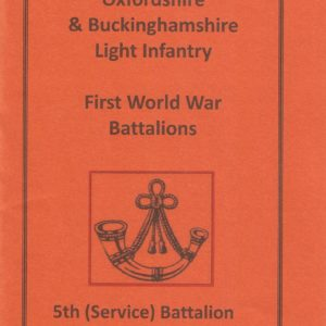 WWI 5th Battalion