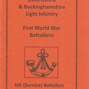 WWI 5th Battalion