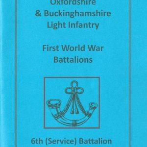 WWI 6th Battalion