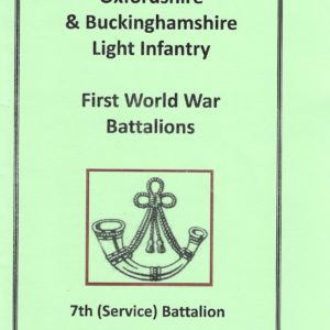 WWI 7th Battalion