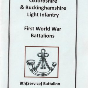 WWI 8th Battalion