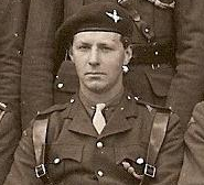 Major Bartlett (Credit: The Pegasus Archive)