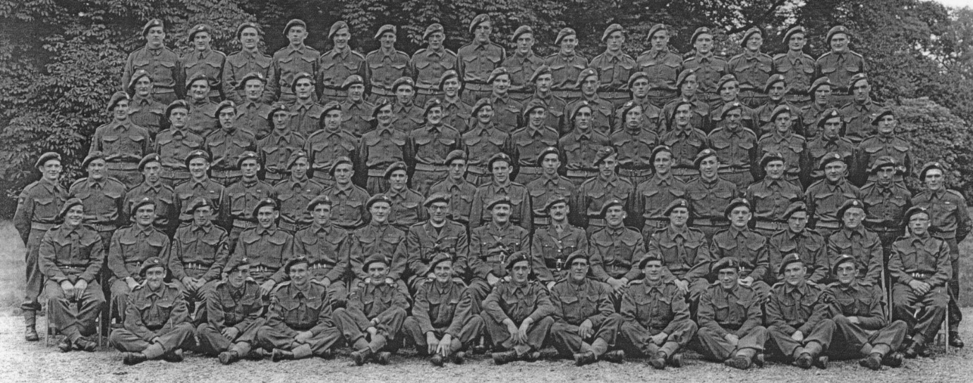 1st British Airbone Divisional HQ Defence and Employment Platoon