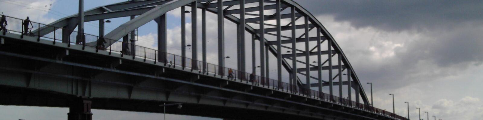 Arnhem - John Frost Bridge (Image Copyright: Stephen Berridge)