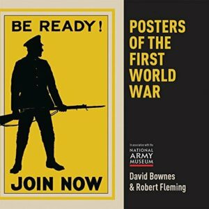 Posters of the First World War (Front Cover)