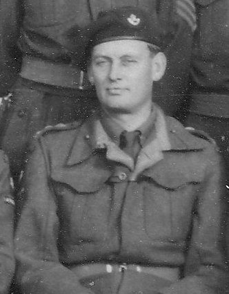 Captain Donald Hotham ROBSON.