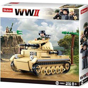 Sluban German Light Tank