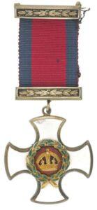 The Distinguished Service Order medal