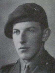 Major Allison Digby TATHAM WARTER