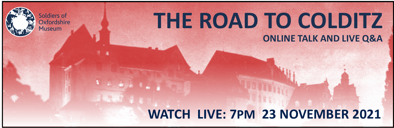 Watch the Road to Colditz